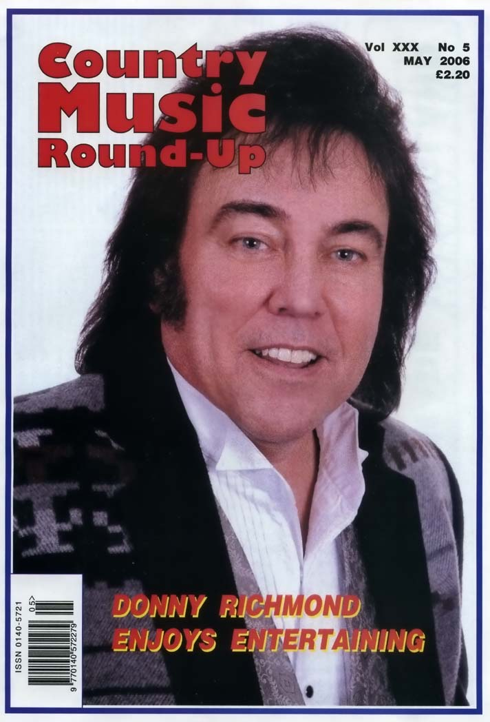 'Country Music Round Up' magazine